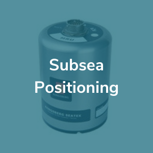 SubSea Positioning