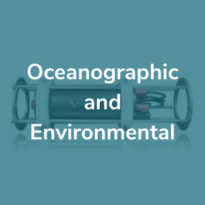 Oceanographic and Environmental